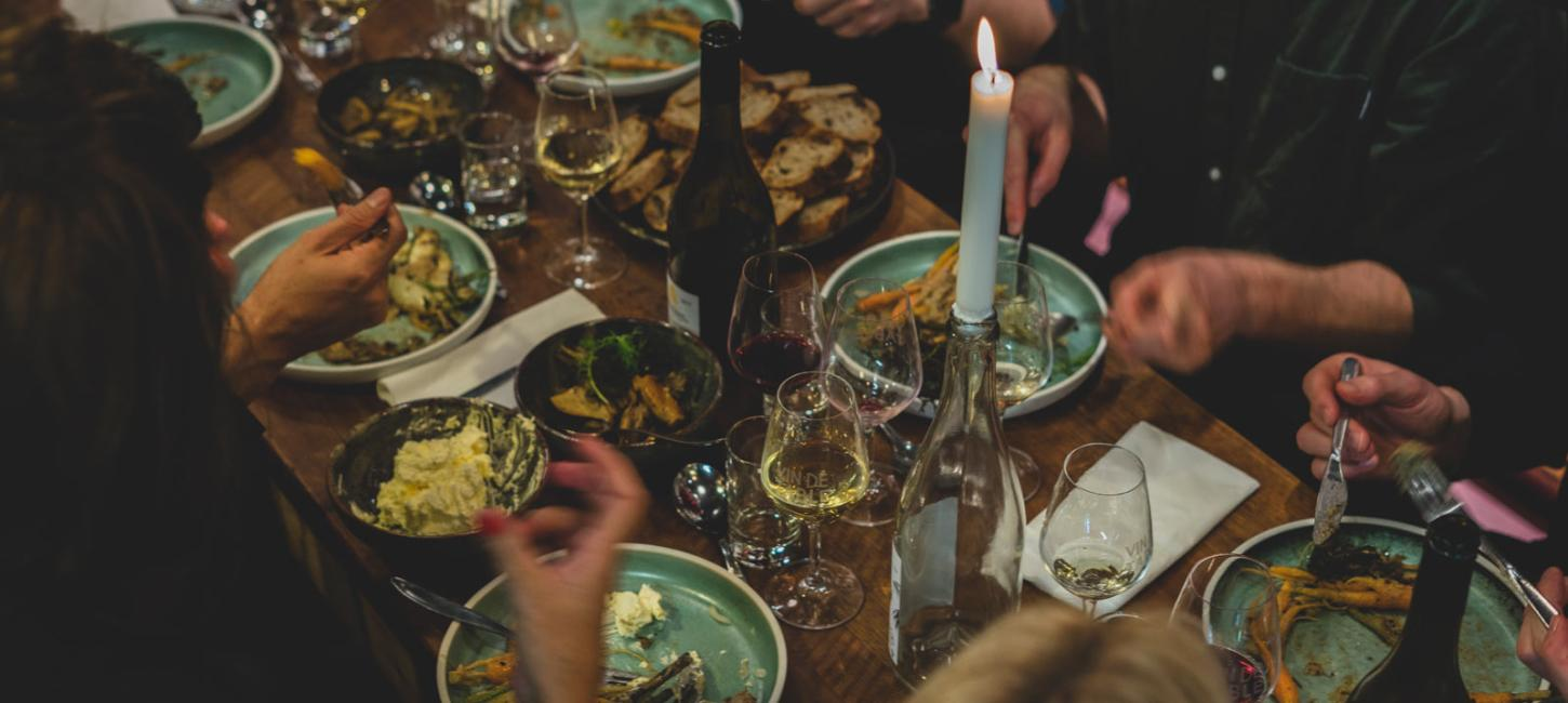Vin de Table dinner | Mellanie Gandø